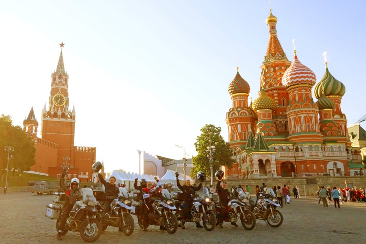 Sochi-Elbrus-Moscow May 2019 Ride Report