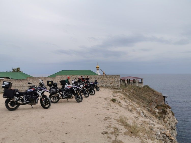 Sochi-Crimea motorcycle tour with Rusmototravel, Explore Russian South