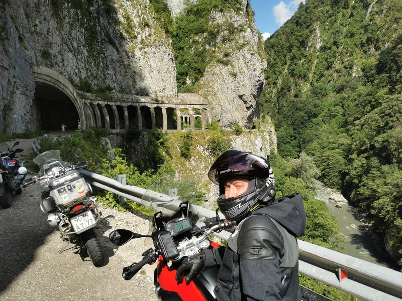 Sochi Adygea Tour with Rusmototravel July 2020 BMW F850GS, R1250GS