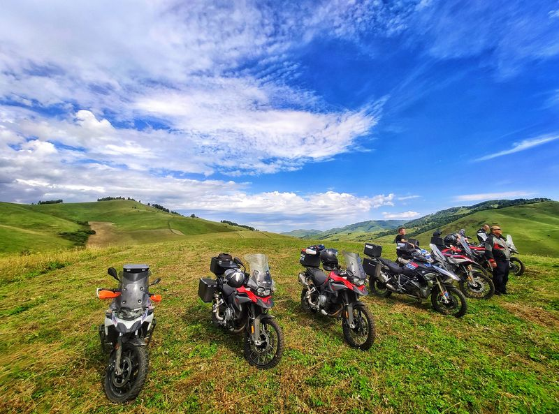 Altay Mountains and Chuya Highway Russia Rusmototravel Motorcycle Tour